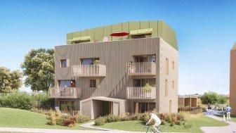 Appartements neufs Symbiose à Orvault