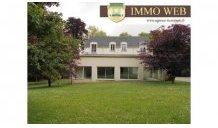 Appartements neufs Sci du Clos Fleuri éco-habitat à Clermont
