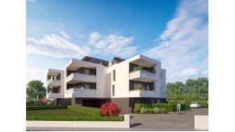 Appartements neufs Uhaïna éco-habitat à Bayonne