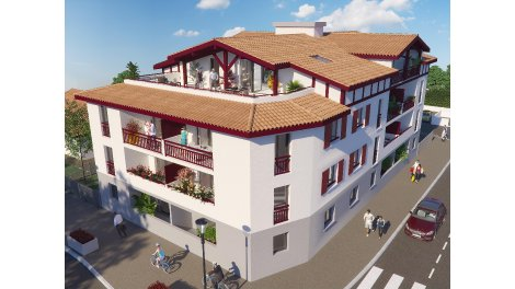 Appartement neuf Les Fougeres éco-habitat à Saint-Vincent-de-Tyrosse