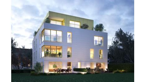 Appartement neuf Villa Roi Albert éco-habitat à Metz