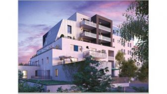 Appartements neufs Campus 54 éco-habitat à Nancy