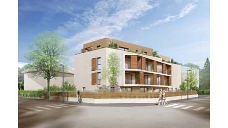 Appartement neuf Mont Queuleu éco-habitat à Metz