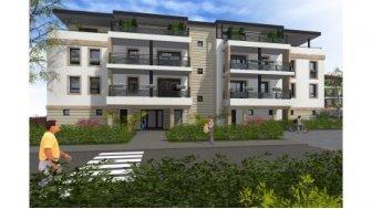 Appartements neufs Domaine de Molene éco-habitat à Metz