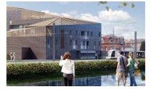 Appartements neufs Residence des Quais éco-habitat à Tourcoing