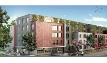 Appartements neufs Campus en Somme éco-habitat à Amiens
