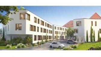 """Programme immobilier du mois """"Campus du Chateau"""" - Nancy"""