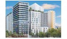 Appartements neufs Campus du Petit Paris éco-habitat à Bagnolet
