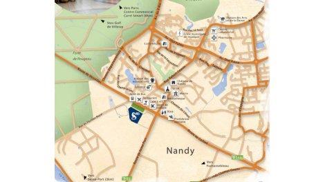 investir dans l'immobilier à Nandy