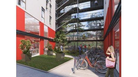 appartement neuf à Pierrefitte-sur-Seine