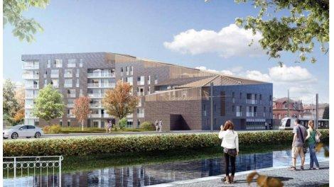 logement neuf à Tourcoing