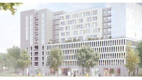 Appartement neuf Campus Armagnac à Bordeaux