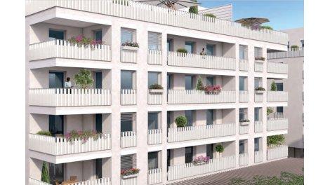 Appartement neuf Les Terrasses du Parc éco-habitat à Brétigny-sur-Orge