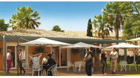 Appartements et villas neuves Residence du Golfe Port Grimaud à Grimaud