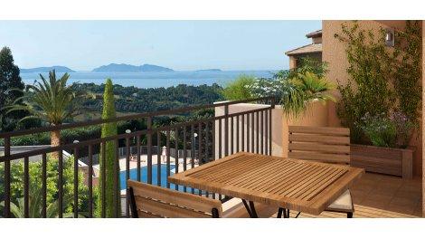 Appartement neuf Residence du Cap à La Croix-Valmer