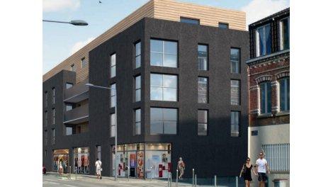 Appartements neufs Résidence Avenue du Park investissement loi Pinel à Lille