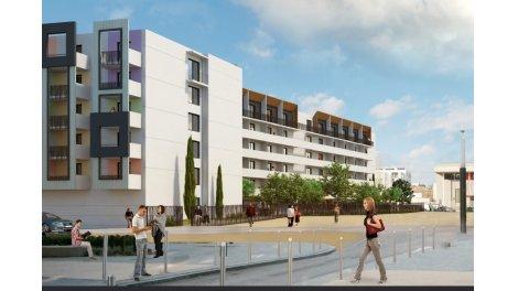 investissement immobilier neuf campus gabriel montpellier. Black Bedroom Furniture Sets. Home Design Ideas