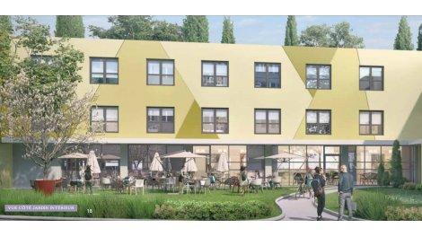 Appartement neuf Campus le Verlaine à Montpellier