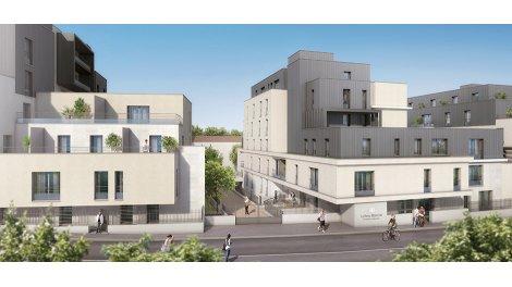 Appartement neuf Campus de la Reine Blanche à Orléans