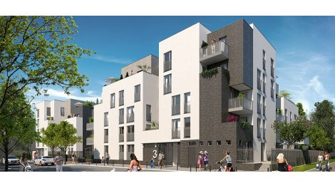 Appartement neuf Residence de la Croix Blanche investissement loi Pinel à Vigneux-sur-Seine