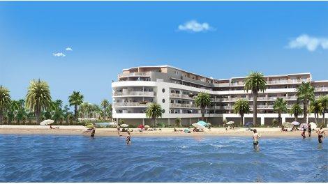 Appartement neuf Balnea à Sainte-Marie-la-Mer