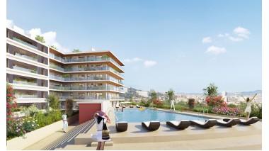 Appartement neuf Le Bao à Marseille 8ème