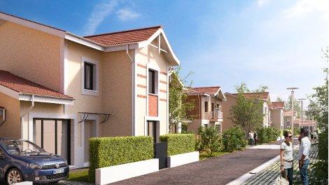 Villas neuves Résidence à Andernos éco-habitat à Andernos-les-Bains