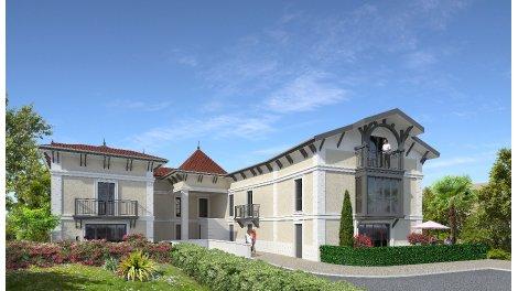 programme immobilier Arcachon Gironde 33