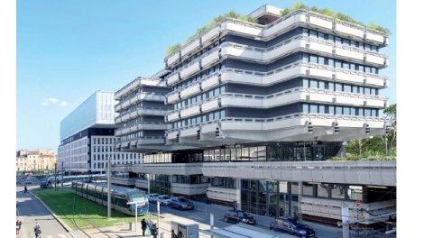 Appartement neuf Résidence à Bordeaux Mériadeck éco-habitat à Bordeaux