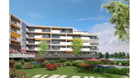 Appartement neuf Résidence à Bruges éco-habitat à Bruges