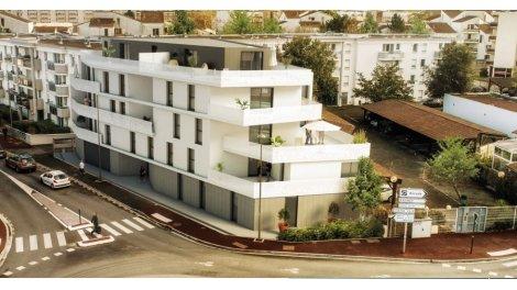 Appartement neuf Résidence au Bouscat éco-habitat à Le Bouscat