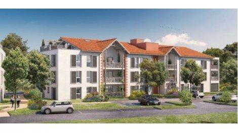 Appartement neuf Résidence à Marcheprime éco-habitat à Marcheprime