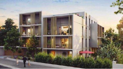 Appartement neuf Résidence à Pessac éco-habitat à Pessac