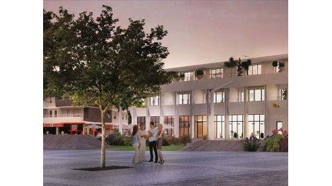 Appartement neuf Résidence à Sant Médard en Jalles Centre éco-habitat à Saint-Médard-en-Jalles