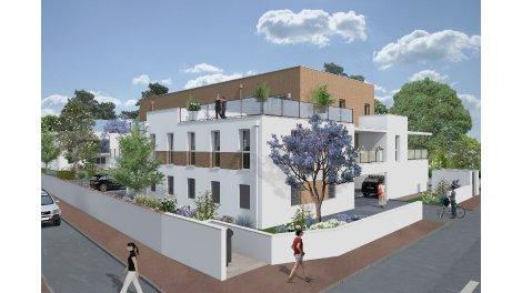 Appartement neuf Résidence à Villenave d'Ornon éco-habitat à Villenave-d'Ornon