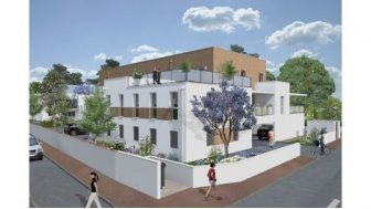Appartements neufs Résidence à Villenave d'Ornon éco-habitat à Villenave-d'Ornon