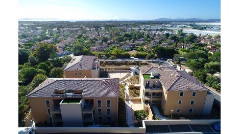 Appartement neuf Les Jardins de Costebelle à Hyères