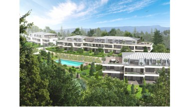 Appartement neuf Les Monts de Belladonna investissement loi Pinel à Chambéry