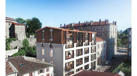Appartements et villas neuves Coeur de Ville investissement loi Pinel à Valence
