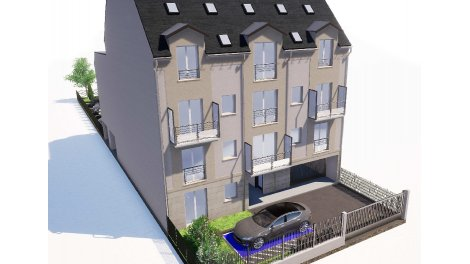Appartement neuf Villa Nikita à Chilly-Mazarin