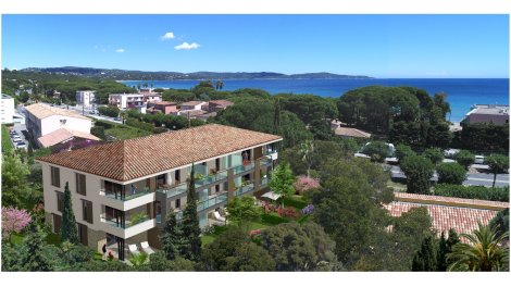 Appartement neuf Villa Kelly à Cavalaire-sur-Mer