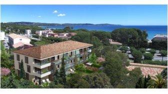 Appartements neufs Villa Kelly éco-habitat à Cavalaire-sur-Mer