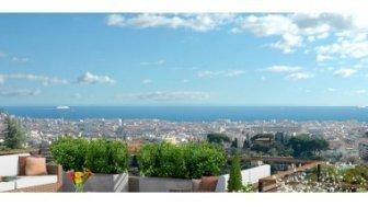 Appartements neufs Villa Angela éco-habitat à Nice