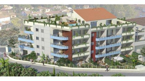Appartement neuf Le Poseidon à Bormes les Mimosas