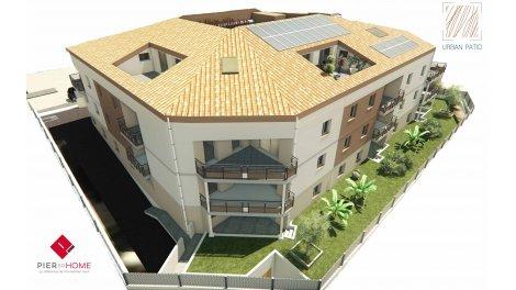Appartement neuf Urban Patio à Le Lavandou