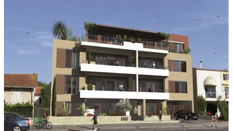 Appartement neuf Le Prestige éco-habitat à La Rochelle