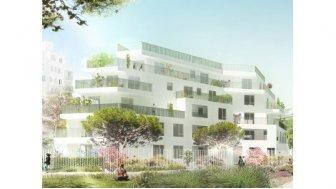 Appartements neufs Les Terrasses d'Azur éco-habitat à La Garde