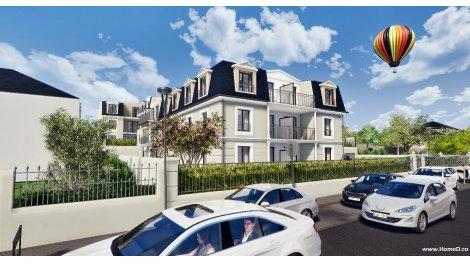 Appartement neuf Le 14 à Villenoy