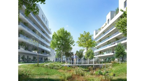 Investissement immobilier neuf urban park rennes for Achat maison ferney voltaire