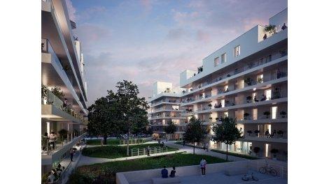 Appartement neuf Linea Verde investissement loi Pinel à Rennes